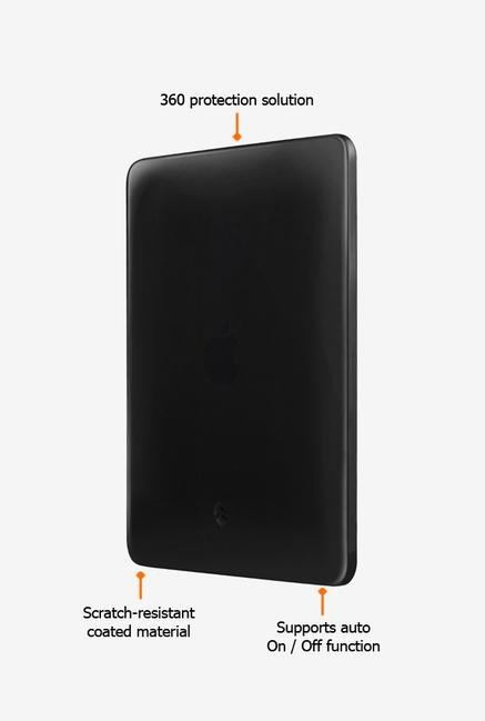 Switcheasy SWNUPADBU iPad 2 Case Black