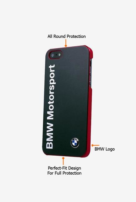 BMW BMHCP5SPL iPhone 5 Case Black