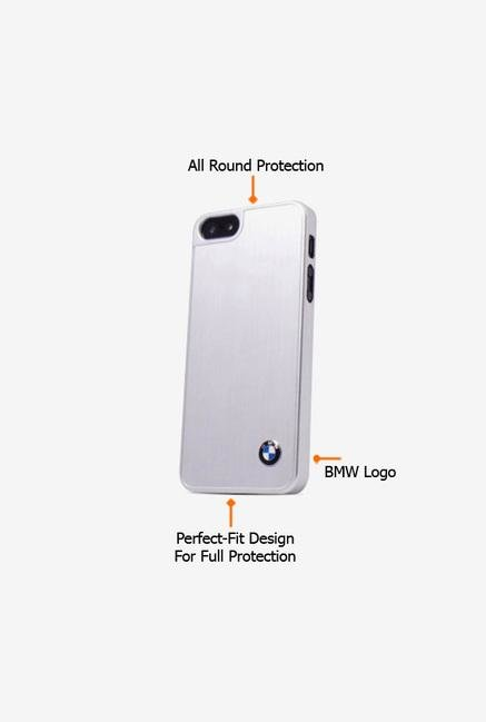 BMW BMCHP5MBS iPhone 5 Case Silver