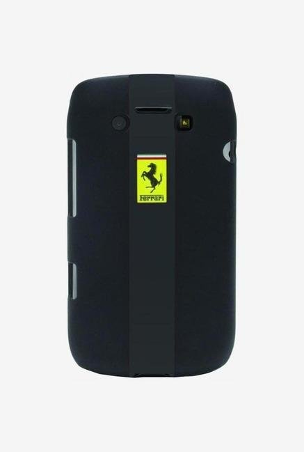 Ferrari FERU9790BL Blackberry 9790 Case Black