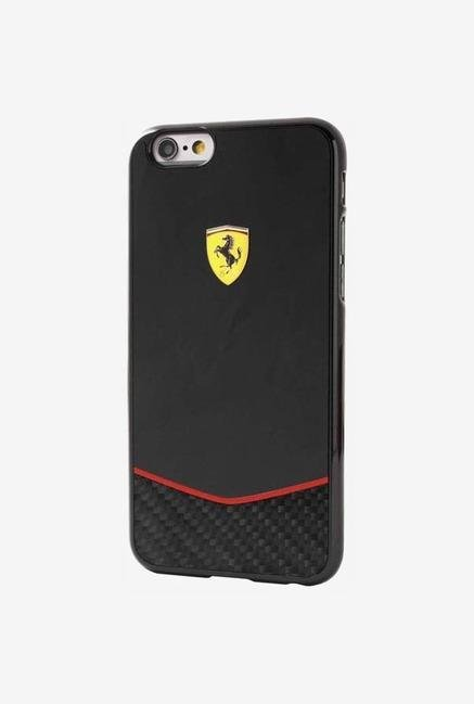 Ferrari FECBBHCP6BK iPhone 6S Case Black