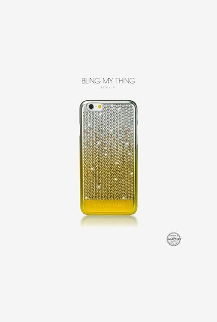 Bling My Thing IP6VGGIGLGM iPhone 6 Case Gold