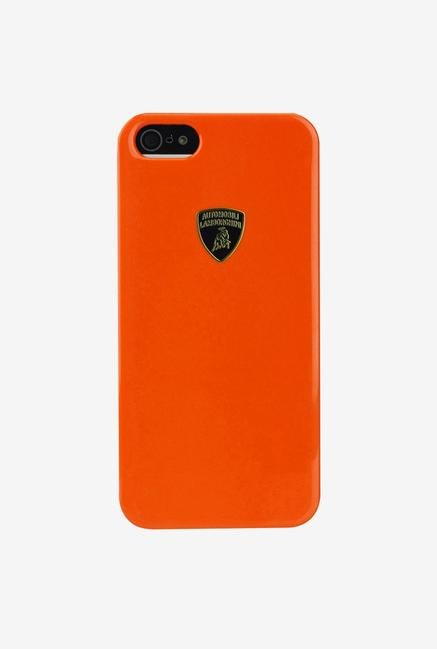 Lamborghini UVMIP5D1OE iPhone 5 Case Orange