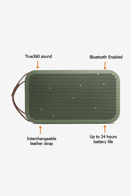 Bang & Olufsen A2 Bluetooth Speaker Green