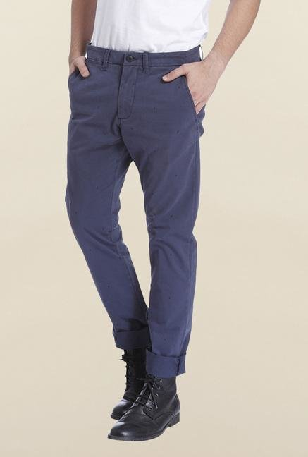 Jack & Jones Indigo Slim Fit Chinos