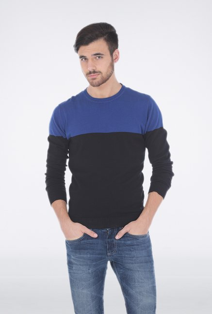 Basics Black Crew Neck T Shirt