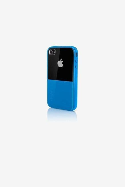 Belkin F8Z621QE142 iPhone 4 Case Vivid Blue