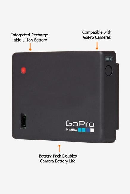 GoPro ABPAK304 Rechargeable Battery Black
