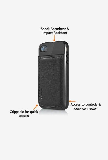 Belkin F8Z639QE154 iPhone 4 Case Black