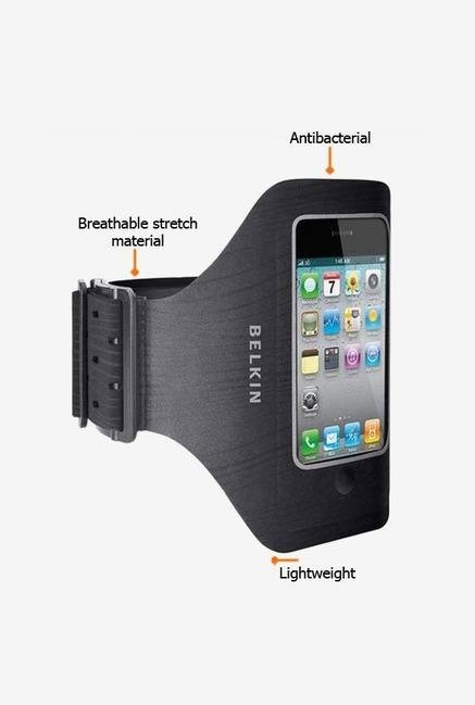 Belkin F8Z644QE iPhone 4 Armband Black