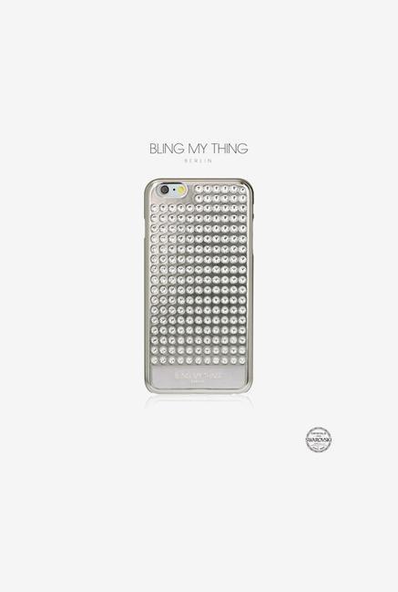 Bling My Thing IP6IEVSVPCRY iPhone 6 Case Silver