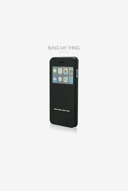 Bling My Thing IP6IPRIBKNON iPhone 6 Plus Case Black
