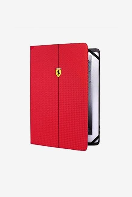 "Ferrari FEFOCUT10RE 10"" Tablet Case Red"