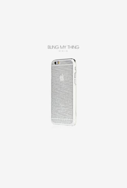 Bling My Thing IP6MSCLNON iPhone 6 Case Mosaic Ice