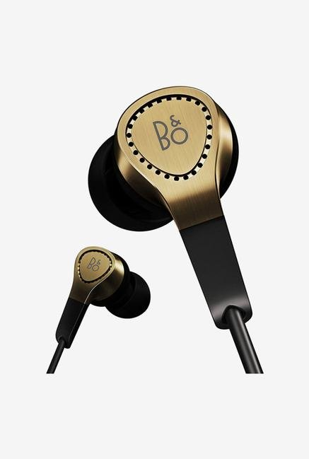 Bang & Olufsen BEOPLAY H6 In the Ear Headphone Gold
