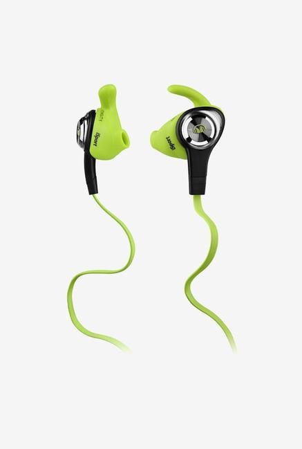 Monster MHISRTINTIEGRCA In the Ear Headphone Green