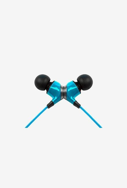 Monster MHNLTIEBLCU In the Ear Headphone Blue