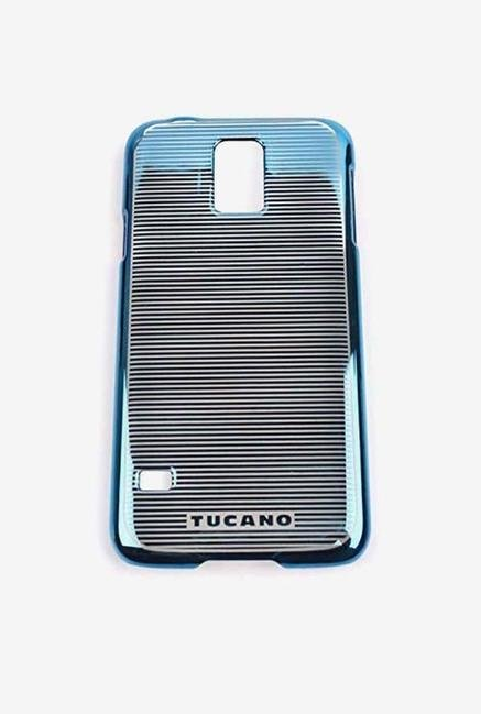 Tucano Plisse SG5PLZ Galaxy S5 Back Case Blue