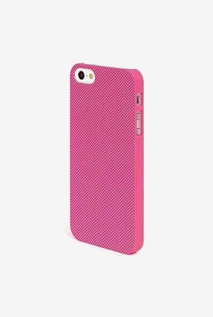 Tucano Spigato IPH5SPF iPhone 5S Back Case Pink