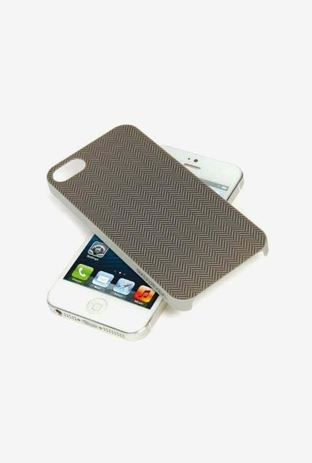 Tucano Spigato IPH5SPGO iPhone 5S Back Case Black