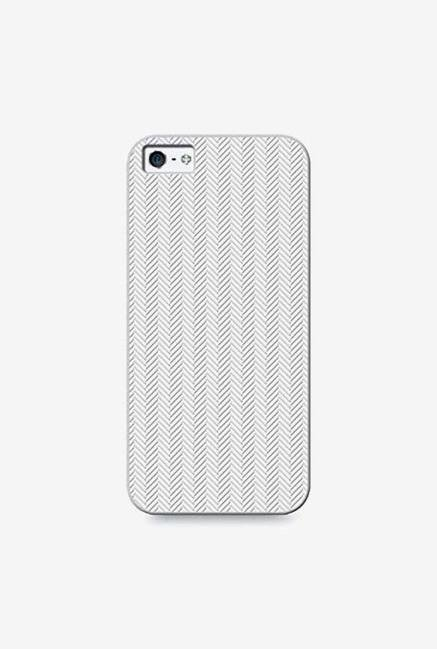 Tucano Spigato IPH5SPW iPhone 5S Back Case White
