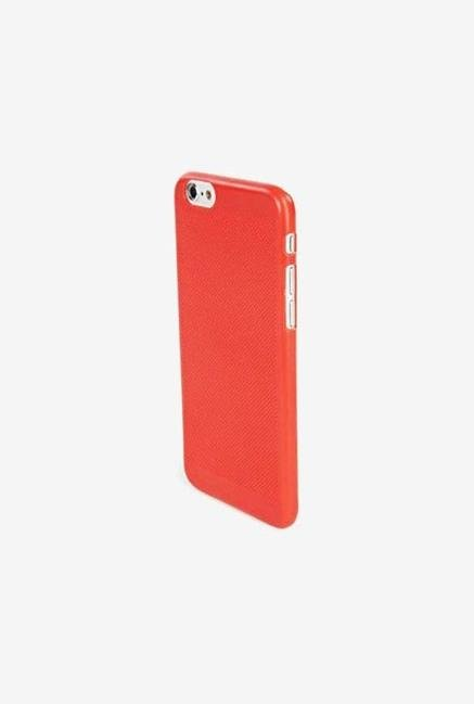 Tucano Tela IPH64TCR iPhone 6 Back Case Red