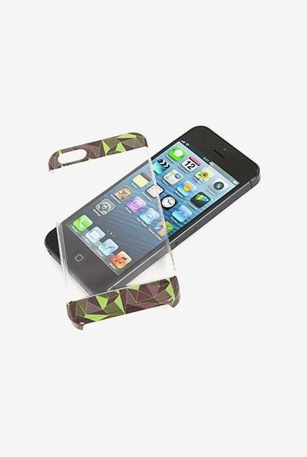 Tucano Bande IPH5BAV iPhone 5 Back Case Green