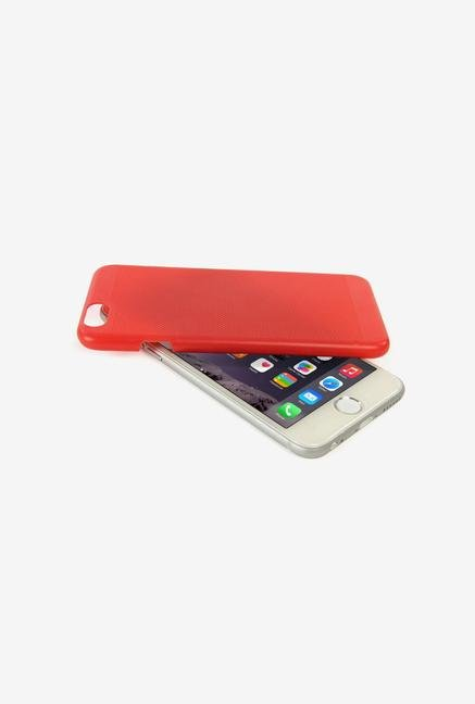 Tucano Tela IPH65TCR iPhone 6 Back Case Red