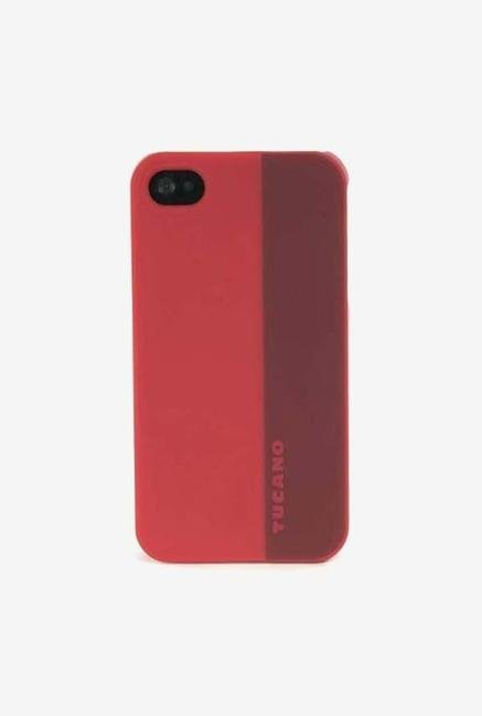 Tucano Tono IPHTR iPhone 4 Back Case Red