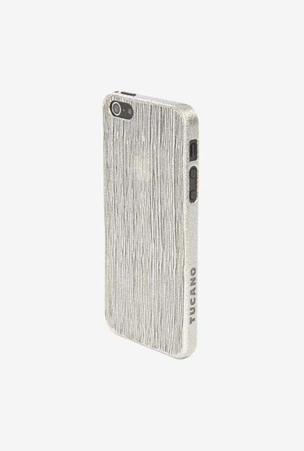 Tucano Chic IPH5CHSL iPhone 5 Back Case Silver