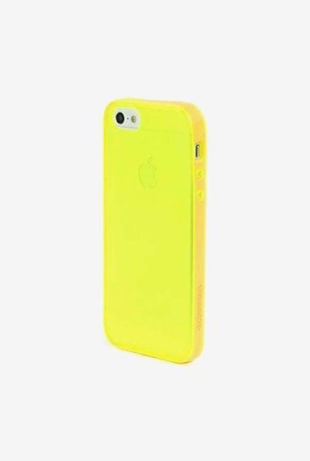 Tucano Colore IPH5COLY iPhone 5 Back Case Yellow
