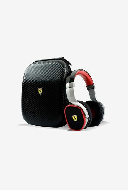 Ferrari R 300 Over The Ear Headphone Silver