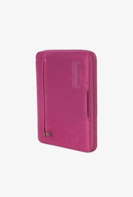 Tucano Work In WOINIPF iPad Zip Case Pink
