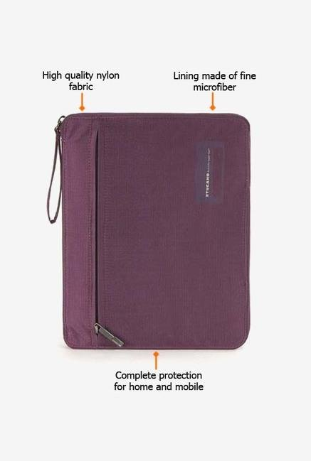 Tucano Work In WOINIPP iPad Zip Case Purple