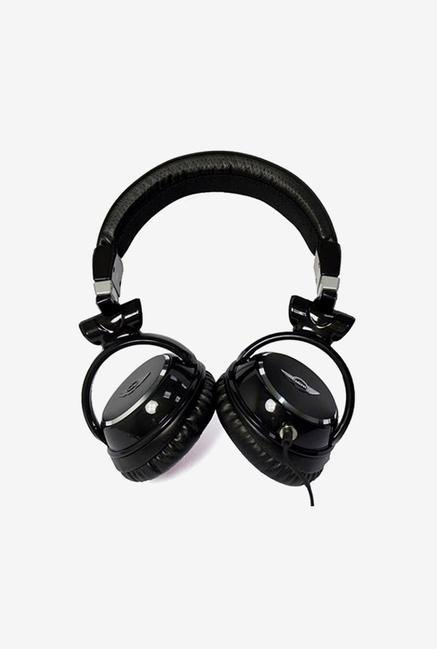 Minicooper MNHP104BL Over The Ear Headphone Black