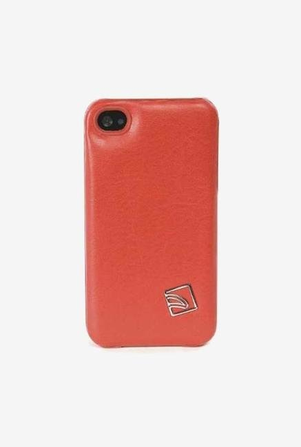 Tucano Cornice IPHCOR iPhone 4 Back Case Red