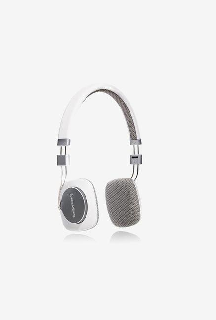 Bowers & Wilkins P3 On the ear Headphone White