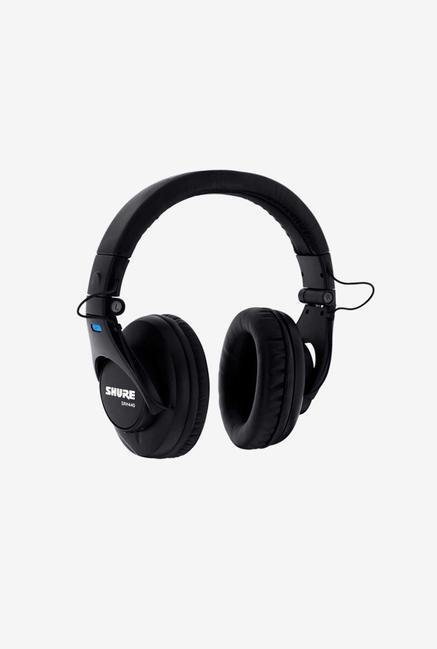 Shure SRH440A On the ear Headphone Black