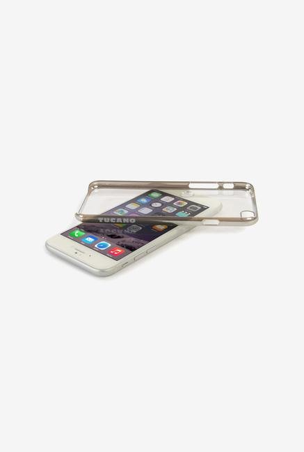 Tucano Elektro IPH64EKSL iPhone 6 Back Case Silver