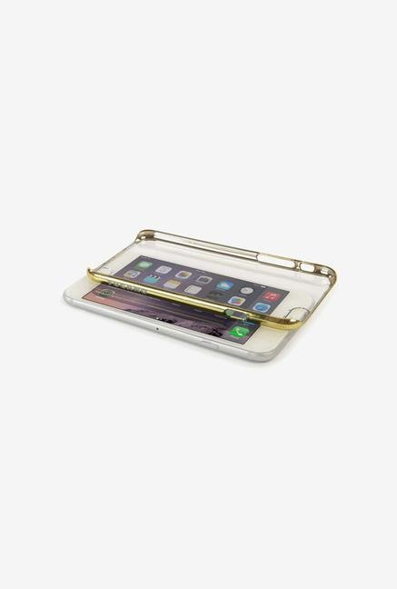 Tucano Elektro IPH65EKGL iPhone 6 Back Case Gold & Clear