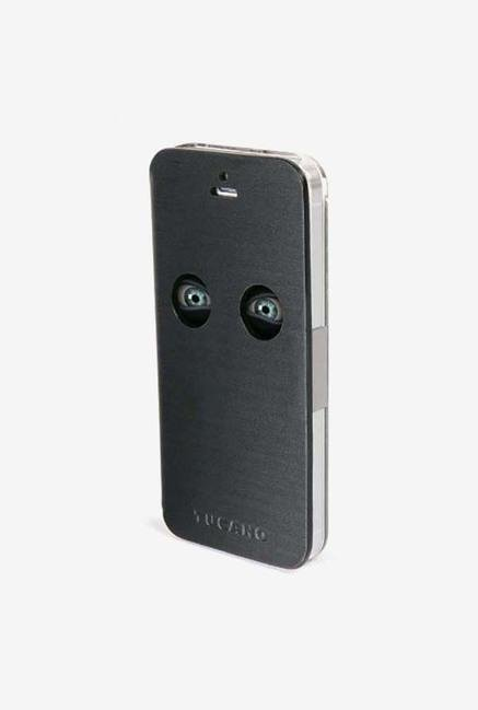 Tucano Eyes IPH5E iPhone 5 Back Case Black