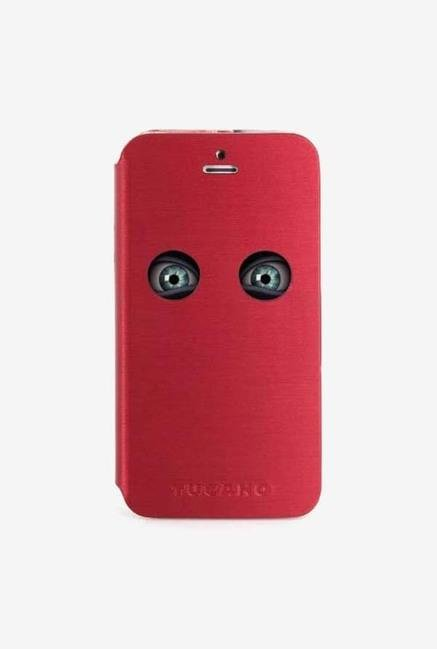 Tucano Eyes IPH5ER iPhone 5 Back Case Red