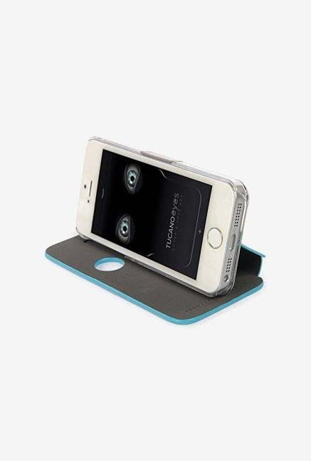 Tucano Eyes IPH5EZ iPhone 5 Back Case Blue