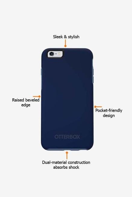 Otterbox Symmetry 52294 iPhone 6s Back Case Blue