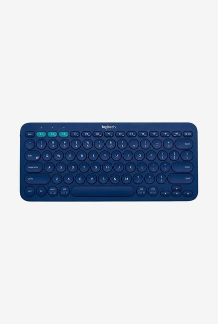 Logitech K380 Wireless Keyboard  Blue