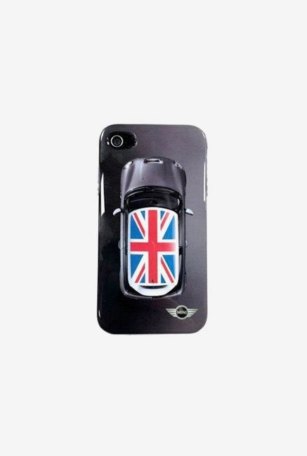 Minicooper MNHSP5UKB iPhone 5 Back Case Black