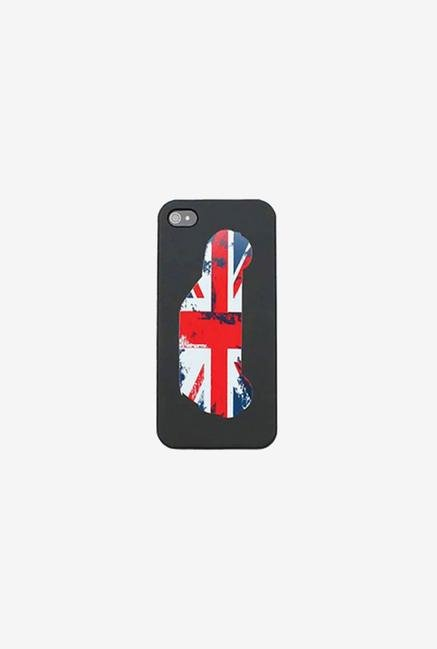 Minicooper MNHCP5O3BL iPhone 5 Back Case Black