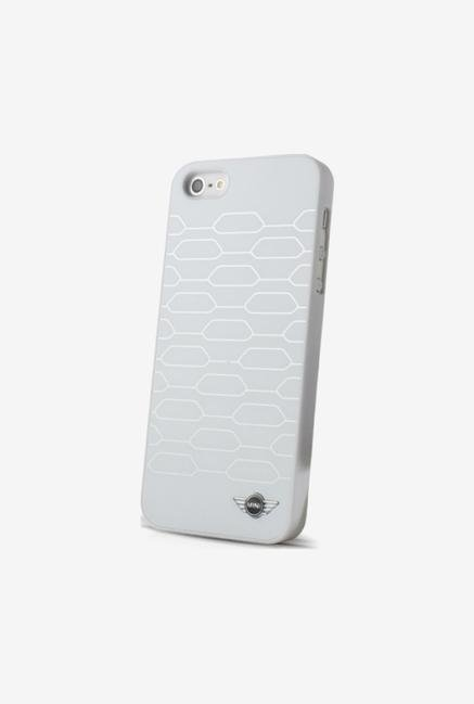 Minicooper MNHCP5KSW iPhone 5 Back Case White