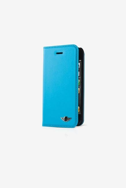 Minicooper MNFLBKP6YMMEB iPhone 6 Flip Cover Blue