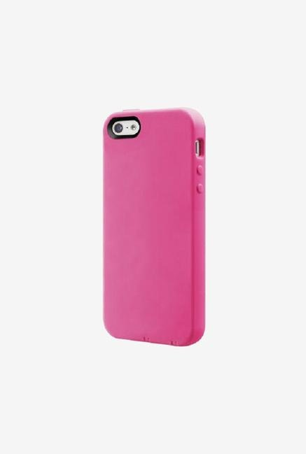 Switcheasy Numbers SWNRI5SP iPhone 5 Back Case Hot Pink